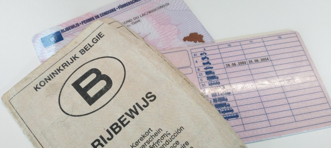 Get a Belgian driving license