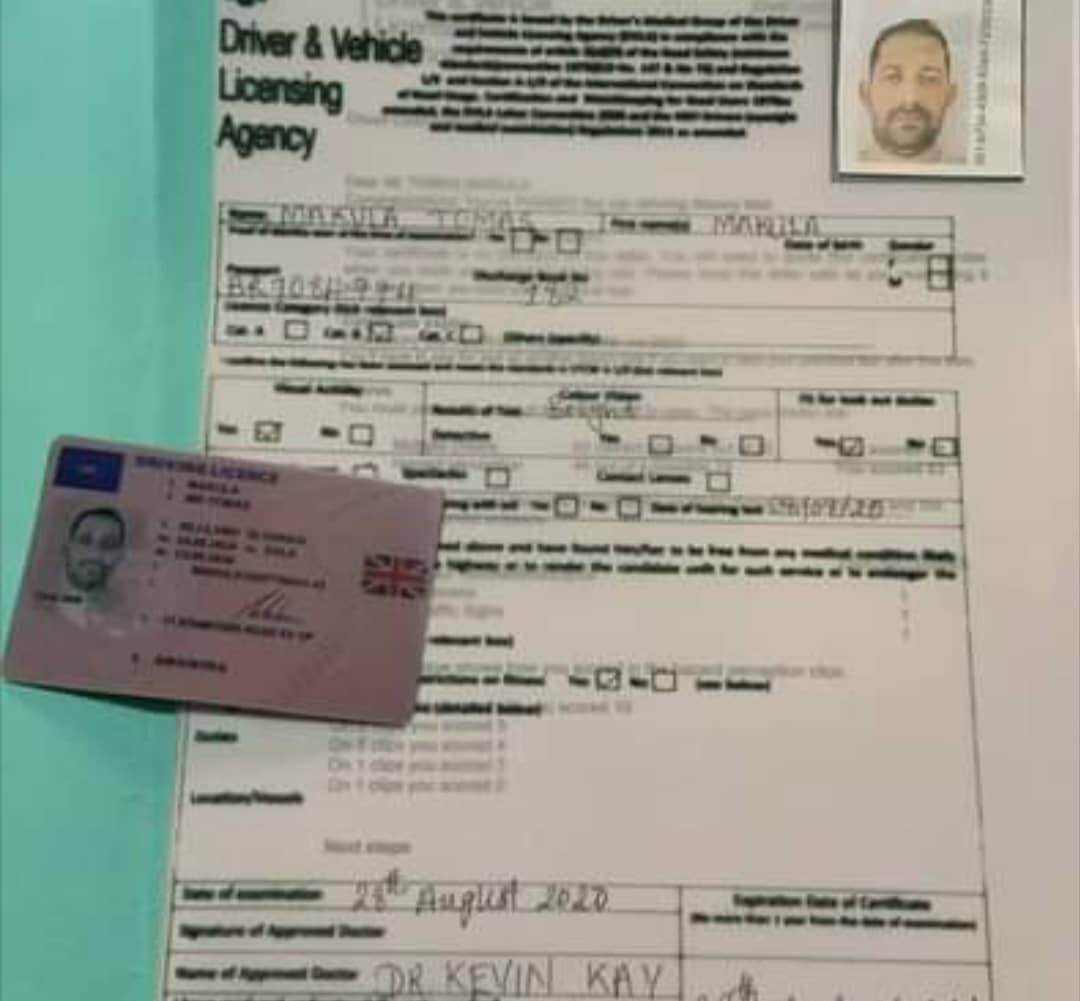 Need A Real Driving License without taking the exams