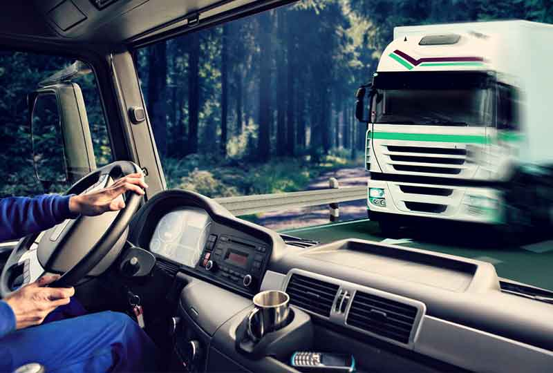 Getting a truck driving license in the UK | LGV or PCV driving licence